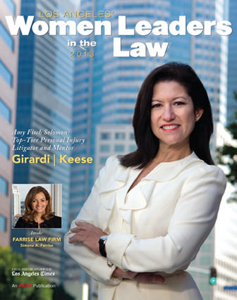 2013 Women Leaders in the Law