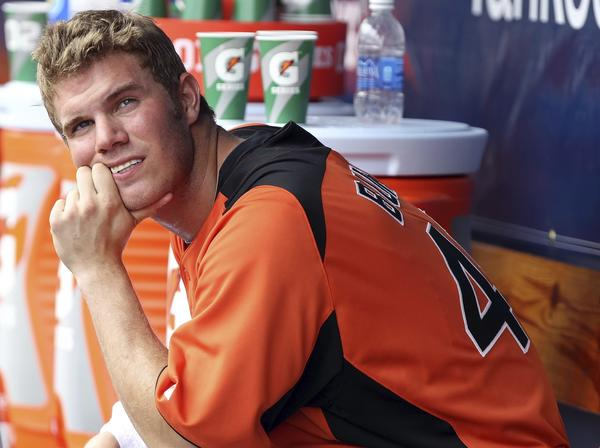 You say Dylan Bundy's name and ears perk up.
