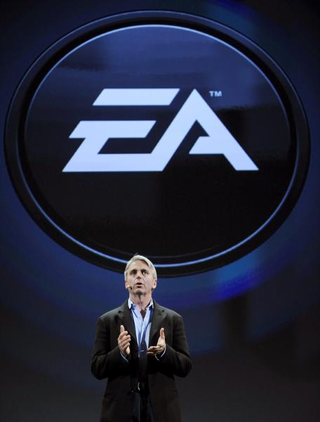 Electronic Arts CEO John Riccitiello will be leaving on 30 March.