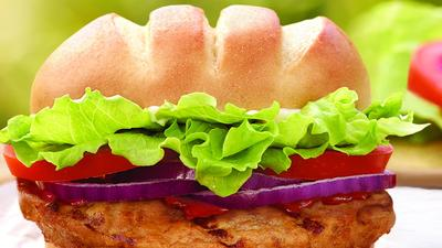 Taste test: Burger King's new turkey burger