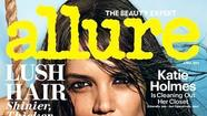 Katie Holmes talks expanding family, rough 2012 in Allure