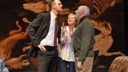 Everyman Theatre stages Tony Award-winning 'God of Carnage'