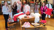 Summit Fashion Models Visit Chico's to Check Out Fashions.