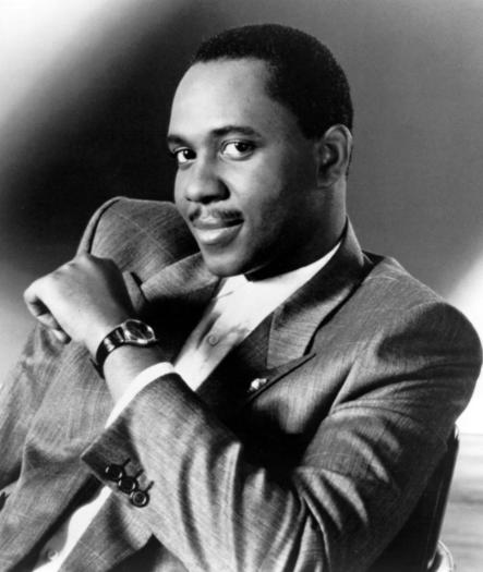This publicity photo shows Freddie Jackson circa 1985.