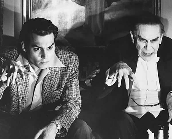 "Martin Landau, at right with Johnny Depp in his Oscar-winning turn in ""Ed Wood,"" will receive the Career Achievement Award at the Israel Film Festival."