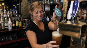 At Della Rose's Avenue Tavern in White Marsh, it's a family affair