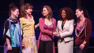 "The five women who comprise the cast of ""Having It All,"" the new musical now on stage at the Laguna Playhouse, might indeed have it all — if their various skills and attitudes were condensed into one individual."