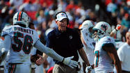 PHOENIX - Here is everything Miami Dolphins coach Joe Philbin had to say for an hour at the NFL's owners meetings.