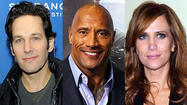 Celebrity March Madness 2013: Famous alumni and attendees of NCAA tournament schools