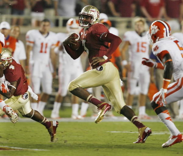 Florida State held its Pro Day on Tuesday in Tallahassee. Former quarterback EJ Manuel was among those in attendance. He shared his motivations after a strong workout.