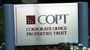 Corporate Office Properties Trust, a real estate investment and development firm based in Columbia, on Tuesday completed its public offering of nearly 4.5 million new common shares, the company said in a statement.