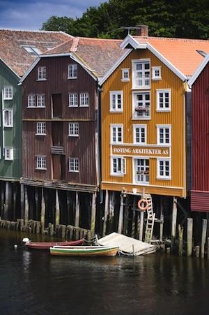The happiest place on Earth? Norway, according to global reports.