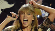 Taylor Swift: Harry Styles inspired 'I Knew You Were Trouble'