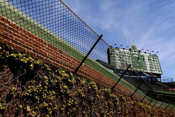 "Rosemont has an offer on the table to field the Cubs just east of O'Hare International Airport if a deal can't be worked for renovation of and development around Wrigley Field. ""Bring the bricks and ivy and we can get a deal done,"" Mayor Brad Stephens says."