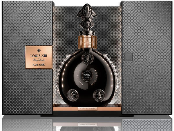 Rmy Martin Cognac has unveiled its Louis XIII Rare Cask 42.6. The suggested price for a bottle: $23,000.
