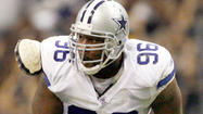 Marcus Spears excited to play with Ravens, former teammate Canty