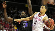Terps get engaged in second half, beat Niagara in NIT's first round