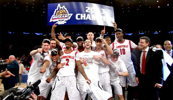 Louisville is the No. 1 overall seed in the NCAA basketball tournament, but who are you picking to win it all?