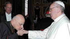 George: New pope 'will be changed by the office'