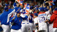 SAN FRANCISCO -- Rain and cold didn't stop the Dominican Republic on Tuesday night, just like nothing else slowed it down during the World Baseball Classic.