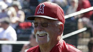 TEMPE, Ariz. — Bill Lachemann was on the same Dorsey High baseball team as legendary manager Sparky Anderson. He played his first professional game five years before Angels rising star Mike Trout's father was born and caught former Angels pitcher Jim Abbott's first bullpen session four years after qualifying for an AARP card.