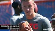 Orlando NFTC Analysis, QBs: Introducing Canadian Michael O'Connor of IMG Academy