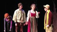 "Relive childhood memories of fairy tales as Petoskey High School presents ""Into the Woods"" Friday through Sunday, March 22-24."