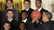 President Obama picks Indiana to win NCAA title