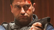 "In the new thriller ""Olympus Has Fallen,"" Gerard Butler plays a Secret Service agent who takes on North Korean terrorists who have stormed the White House."