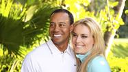 Tiger Woods and Lindsey Vonn announced their romantic involvement via Facebook on Monday, with both of them expressing how happy they are but also asking the public to respect their privacy.