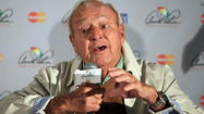 Arnold Palmer: Bay Hill course suits Tiger Woods' game