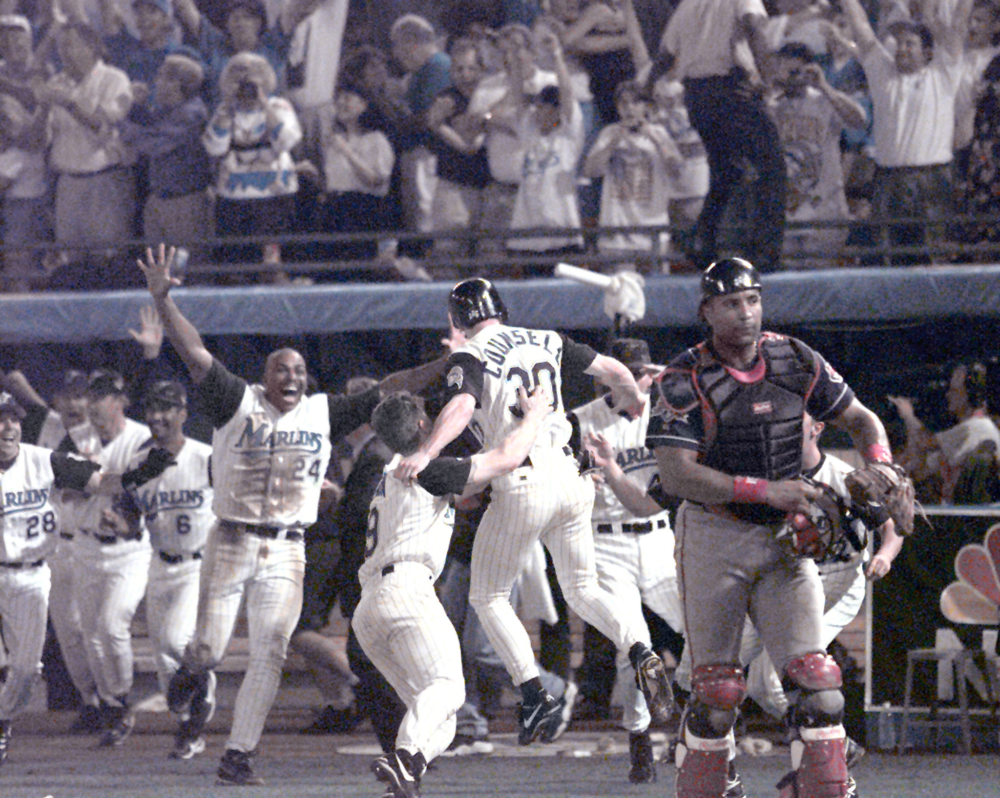 Image result for 1997 marlins win world series