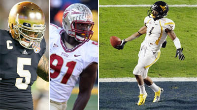 Matt Vensel's 2013 NFL mock draft 2.0