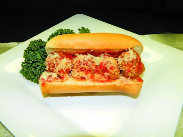 U.S. Cellular Field's new meatball sandwich