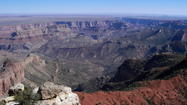 Travel to Grand Canyon's North Rim