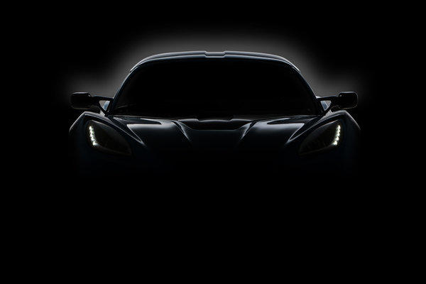 This silhouette teaser is as much as the resurrected Detroit Electric car company is willing to show of its new two-seat electric sports car. The car will be introduced in Detroit on April 3 and unveiled at the Shanghai Auto Show in China later in the month.