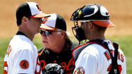 <a>Zach Britton</a>, who is in the mix for the club's fifth starter spot, really struggled Wednesday, lasting just 1 2/3 innings against the Toronto Blue Jays.