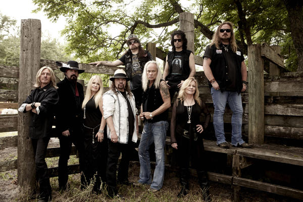 Lynyrd Skynyrd will play Ribfest in Naperville on July 7.