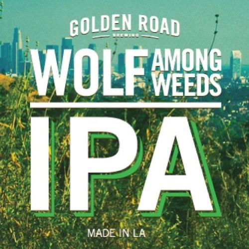 Golden Road debuts its new Wolf Among Weeds IPA recipe on tap Wednesday.