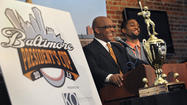 "On Wednesday, the sunny, breezy first day of spring, City Council President Bernard C. ""Jack"" Young walked up to a podium inside the Warehouse at Camden Yards and started to sniff the air."