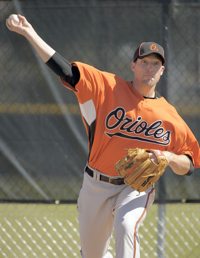 Projected Orioles 25-man roster - Reliever: Jim Johnson