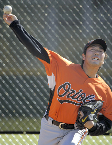 Projected Orioles 25-man roster - Reliever: Koji Uehara
