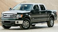 2013 Ford F-150: Chicago winter road test