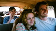 Kerouac opus 'On the Road' hits just enough beats ★★★