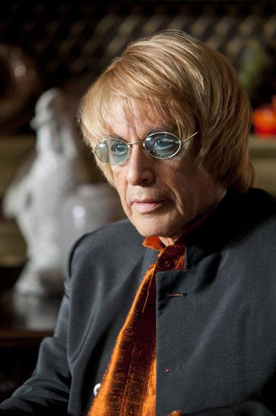 "Al Pacino stars in the HBO film ""Phil Spector."""
