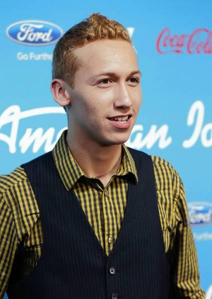 """American Idol"" contestant Devin Velez"