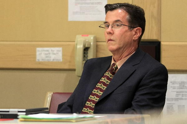 Harry Pullen wants a Broward judge to dismiss his murder case based on Florida's Stand Your Ground law. The real criminal in his case, defense lawyer David Bogenschutz argues, is the violent opportunist Pullen shot and killed.