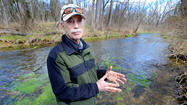 The national outdoor magazine Field & Stream has recognized Doug Hutzell of Hagerstown as a Hero of Conservation for his restoration efforts on behalf of Beaver Creek as part of the Beaver Creek Watershed Association.