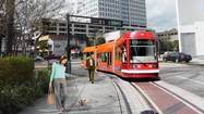 As a New Yorker who grew up riding subways, I'm all for mass transit. But the proposed Wave electric streetcar in downtown Fort Lauderdale sounds more like a massive boondoggle: A light rail loop that will go virtually nowhere and carry almost nobody, on tracks that will traverse crowded downtown streets. I can't wait for the inevitable car vs. streetcar collisions.