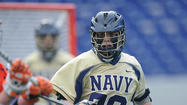Navy midfielder Kiernan aims to lead by more than example